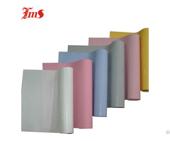 Colorful Rubber Coated Silicone Impregnating Fabric