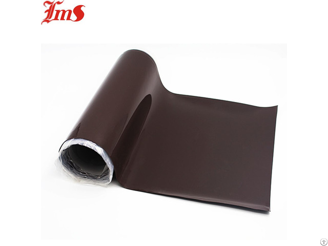High Resilience Cushioning Heat Resistant Silicone Rubber Sheet
