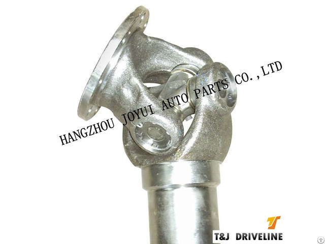 Slip Yoke With Flange For Auto Part