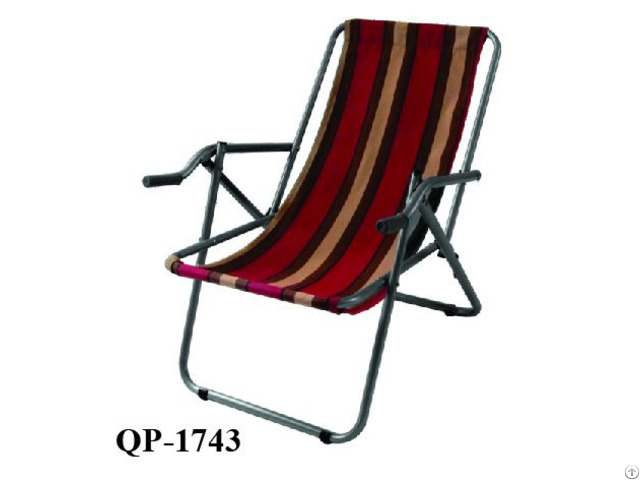 Folding Fabric Tourist Chair