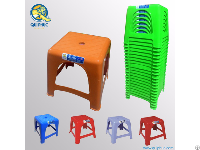 Plastic Stool Stacking Chair
