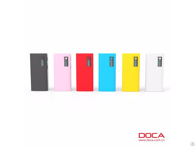 13000mah Mobile Power Bank High Capacity Emergency Phone Charger Battery