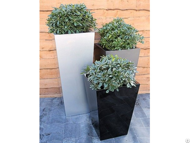 Grp Garden Planters And Flower Pots