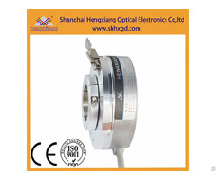 Hengxiang K76 Large Encoder With Diameter 76mm Through Shaft 30mm