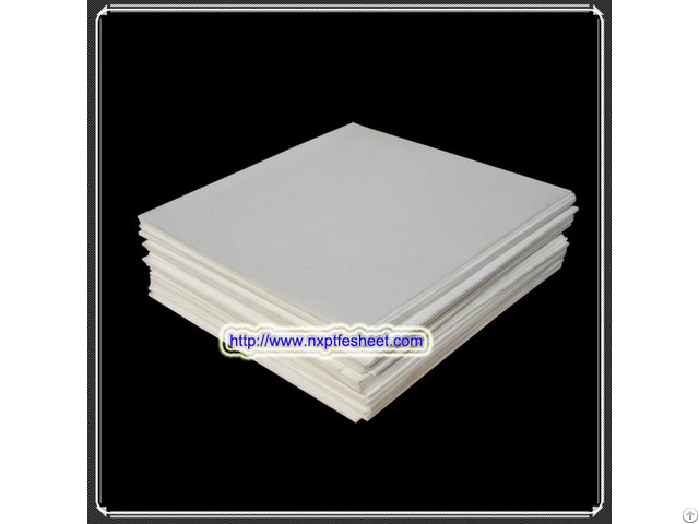 Ptfe Sheet Plate Board