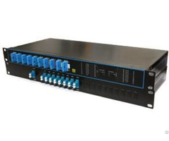 Cwdm Mux Demux Packed In 19 Rack 4 8 16 18 Ch