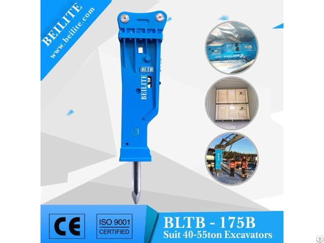 Bltb Good Quliaty Bltb175 Heavy Duty Excavator Demolition Hammer