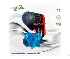 Rubber Lined Slurry Pumping Equipment