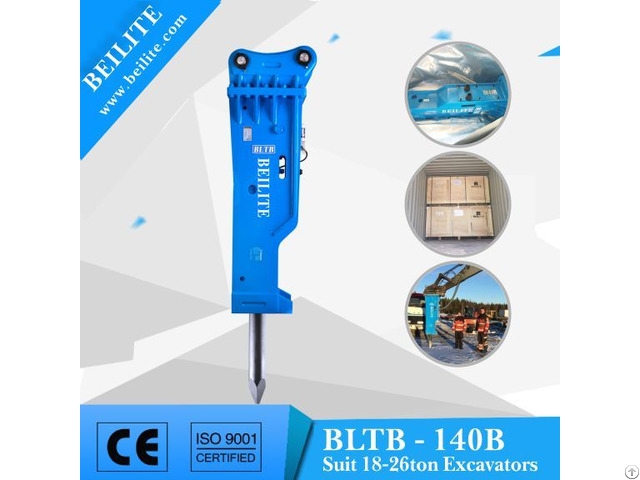 Supply Bltb140 Box Type Hydraulic Breaker Suitable For 18 26 Ton Excavator