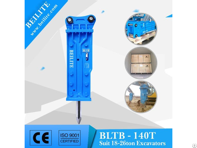 Supply Bltb140 Top Type Hydraulic Breaker Suitable For 18 26 Ton Excavator