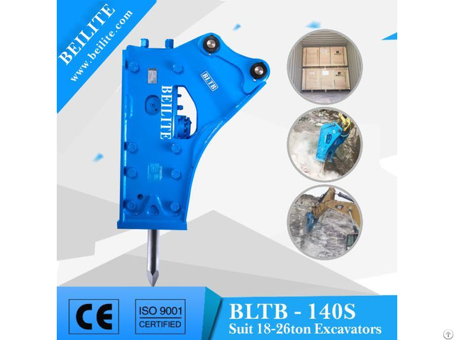Supply Bltb140 Sidetype Hydraulic Breaker Suitable For 18 26 Ton Excavator