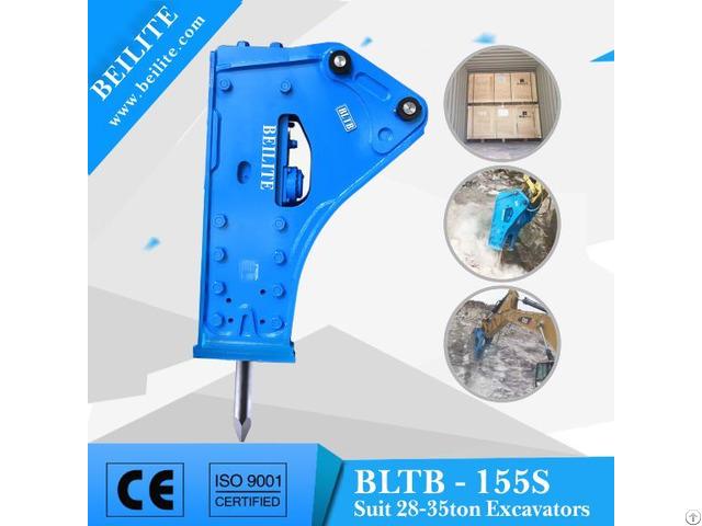 Bltb 155b Silenced Hydraulic Hammers