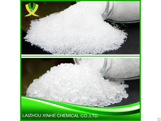 Professional 99 5% Magnesium Sulphate Heptahydrate Manufacturer