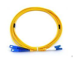 Sc Lc Singlemode Duplex Patch Cord
