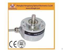 Hengxiang S50 Solid Encoder Diameter 50mm Shaft 8mm 23040ppr Line Driver