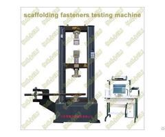 Scaffolding Fasteners Testing Machine