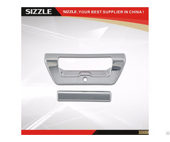 Plastic Chrome Tailgate Handle Cover For Ford 2016 F150 F 150