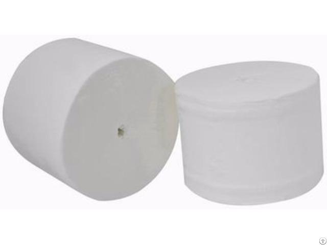 Coreless Toilet Paper Rolls