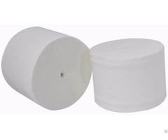 Coreless Toilet Paper Rolls