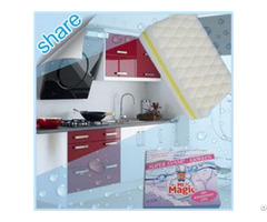 Hot New Exports Kitchen Accessory Cleaning Magic Sponge