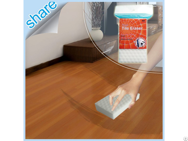 Delicate Items Non Scratching Scrub Sponge For Floor
