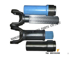 Spline Shaft For Auto Parts