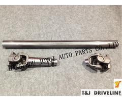 Pump Shaft And Driveshaft