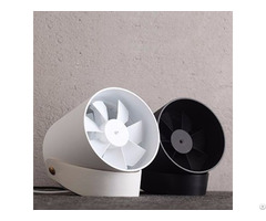 Vh 4 Inch Usb Fan With Smart Control System And Double Blades