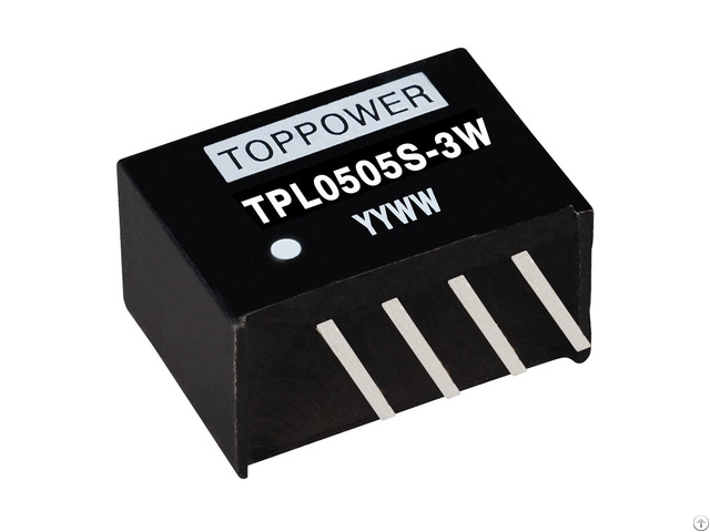 Tpl Series Are Miniature Isolated 3w Dcdc Converters In A Sip Package