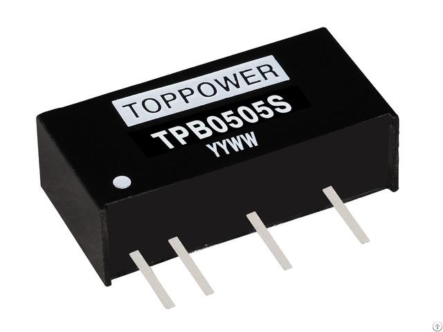 2w 3kvdc Isolation Regulated Single Output Dcdc Converters