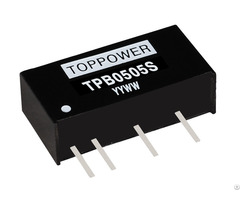 2w 3kvdc Isolation Regulated Single Output Dcdc Converters