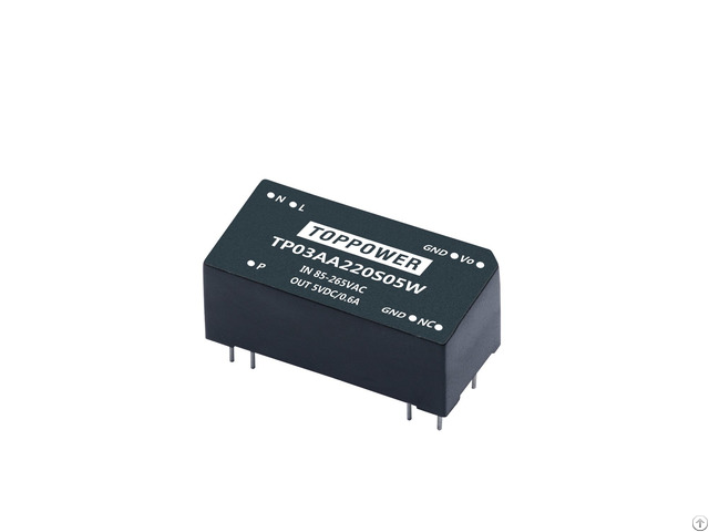 3w Isolation Wide Input Acdc Converters