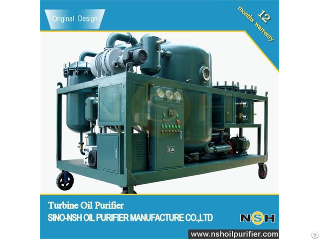 Tf Turbine Oil Purifier