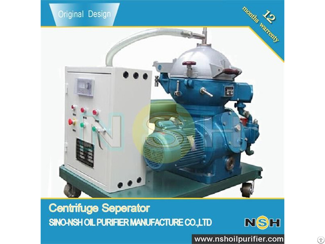 Cp Centrifugal Oil Seperator
