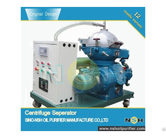 Cp Centrifugal Oil Seperator