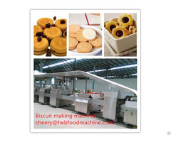 Sh China Food Factory Cream Sandwich Biscuit Machine