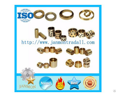 Sell Copper Bushes Brass Bushings Bimetal Bush