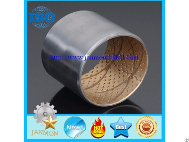 Sell Auto Bushes Bimetallic Bush Bimetal Bushing Sliding Bearings