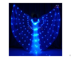 Led Isis Wings Luminous Costume
