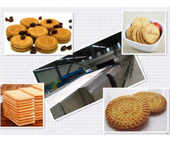 Factory Multi Functional Biscuit Machine