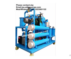 Offer Double Stage Transformer Oil Purifier Machine