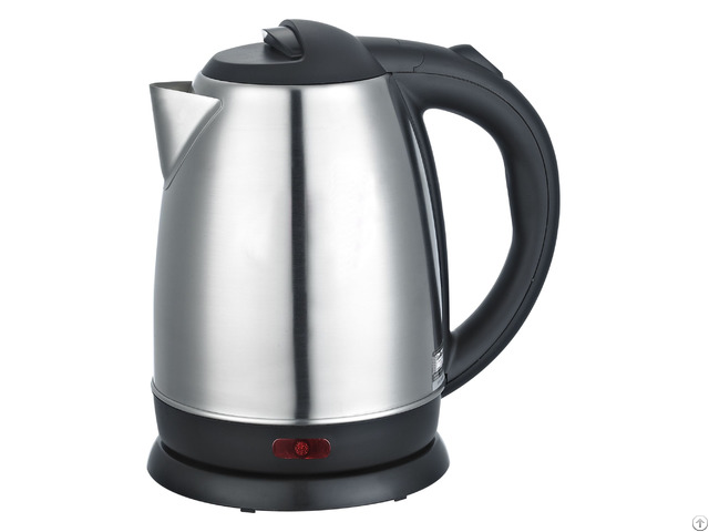 Food Grade Stainless Steel New Plastic Part 1 5l Indoor Use Electric Kettle