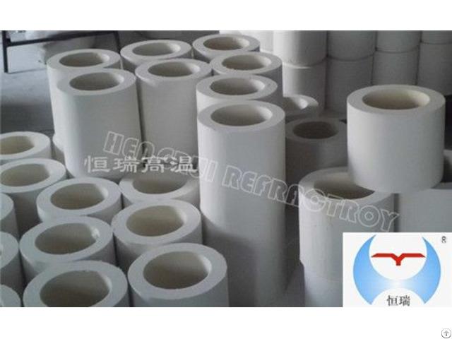 Refractory Pipe Pipeline Insulation Tube Ceramic Fiber Sleeve