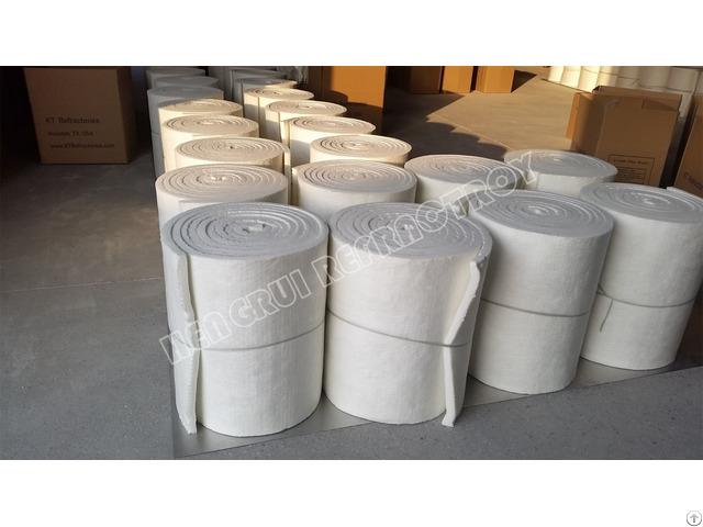 Ceramic Fiber Wool Blanket
