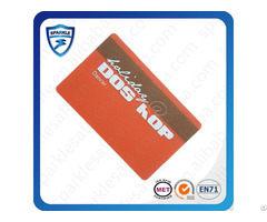 Metal Business Rfid Card