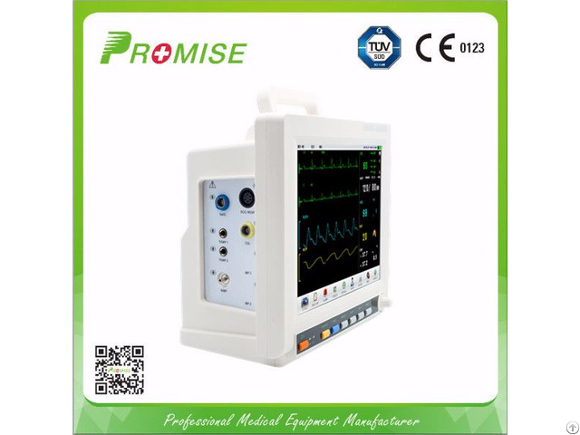 Mlti Parameter Patient Monitor
