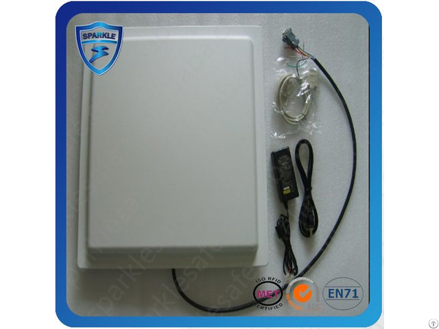Standalone Rfid Car Reader For Access Control System