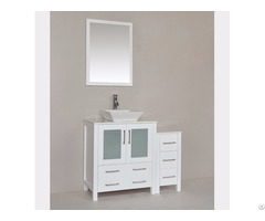 Morden White Bathroom Furniture