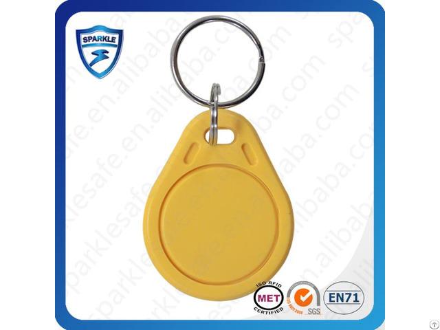 Custom Epoxy Pvc Nfc Rfid Key Fob