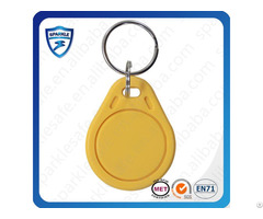 Custom Epoxy Pvc Nfc Rfid Key Fob